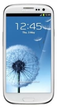 Samsung I9300 Galaxy SIII (White) 32GB